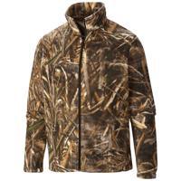 Куртка флисовая Woodline, камыш, размер 60-62