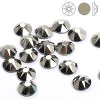 """Стразы холодной фиксации """"Xirius 8+8"""", SS16, цвет: Hematite, 4 мм, 100 штук"""