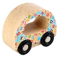 """Деревянная игрушка """"Автобус"""""""