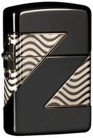 "Зажигалка ""Zippo. Armor"", чёрная, 36x12x56 мм"