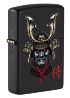 """Зажигалка """"Zippo. Samurai Helmet Design"""", 36x12x56 мм"""