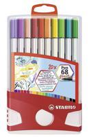 """Фломастеры-кисти """"Pen 68 Brush"""", 20 цветов"""