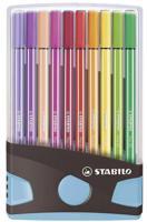 """Фломастеры """"Stabilo Pen 68"""", 20 цветов"""