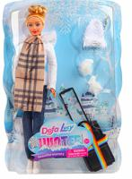 "Кукла Defa ""Путешественница"", арт. JB0701253"