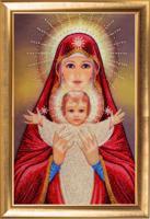 """Набор для вышивания """"Мадонна и дитя"""", арт. 499"""