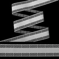 "Резинка декоративная ""TBY"", 4 см, 25 м, цвет: белый, арт. ET20.104001"