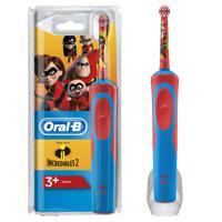 """Детская электрическая зубная щетка """"Oral-B Incredibles 2. Суперсемейка"""""""