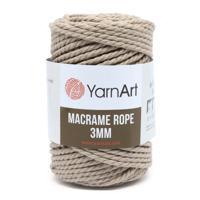 "Пряжа YarnArt ""Macrame Rope 3 мм"", цвет: 768, 63 м, 250 грамм, 4 мотка (количество товаров в комплекте: 4)"