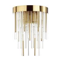 "Бра Odeon Light ""AVISTA"", E14, 2x40 W (золото/металл/стекло)"