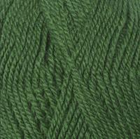 """Пряжа Камтекс """"Бамбино"""", цвет 110 зеленый, 10 мотков (количество товаров в комплекте: 10)"""