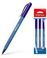 Ручка шариковая ErichKrause U-18, Ultra Glide Technology, цвет чернил синий