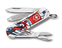 "Нож-брелок ""Victorinox. Classic. Ski Race"", 58 мм, 7 функций"