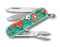 "Нож-брелок ""Victorinox. Classic. Sports World"", 58 мм, 7 функций"