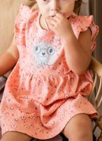 """Платье для девочки """"Batik"""", цвет: розовый, рост 80 см, арт. 02072_BAT"""