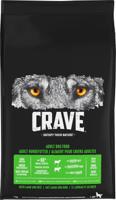 """Сухой беззерновой корм для взрослых собак """"Crave"""", с говядиной и ягненком, 7 кг"""