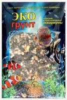 "Грунт для аквариума ЭКОгрунт ""Галька феодосия №2"", 10-15 мм, 3,5 кг"