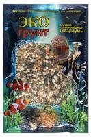 "Грунт для аквариума ЭКОгрунт ""Галька феодосия №0"", 2-5 мм, 3,5 кг"