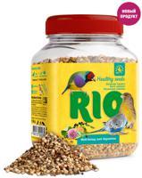 """Лакомство для волнистых попугаев RIO """"Полезные семена"""", 240 г"""