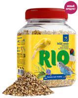 """Лакомство для волнистых попугаев RIO """"Луговые семена"""", 240 г"""