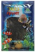 """Грунт для аквариума ЭКОгрунт """"Черный кристалл"""" (1-3 мм), 3,5 кг"""