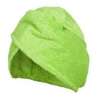 Махровая чалма Банные штучки, цвет: салатовый