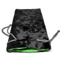 """Мешочек для хранения """"Макс"""", 11x19,5 см, цвет: зеленый, черный"""