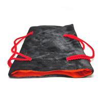 """Мешочек для хранения """"Макс"""", 11x19,5 см, цвет: красный, черный"""