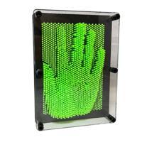 """Экспресс-скульптор Pinart """"Планшет"""", 15х20 см, цвет: зеленый"""
