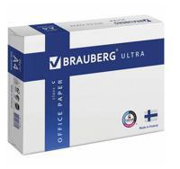 "Бумага офисная ""Brauberg Ultra Finland"", А4, 80 г/м2, 500 листов, марка C, белизна 150% CIE"