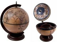 """Глобус-бар """"Brigant"""", 45x42x60 см, арт. 347247"""