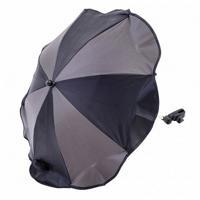 Зонт для коляски Altabebe, цвет: Black/Dark grey, чёрный, серый