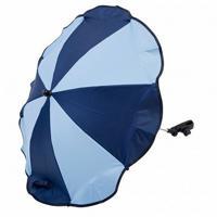 Зонт для коляски Altabebe, цвет: Navy/Light blue, синий, голубой