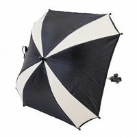 Зонт для коляски Altabebe, цвет: Black/Beige, чёрный, бежевый