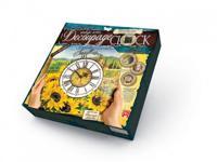 """Комплект для творчества """"Decoupage clock. Часы 4"""""""