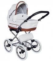 """Детская коляска 3 в 1 Tutek """"Turran Silver"""", цвет: Eco TS Eco 3"""