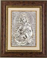 """Панно настенное """"ARTE CA.SA. Дева Мария"""", 50x40 см"""