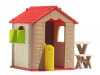 """Мой первый игровой домик Haenim Toy """"Gona Toys"""", арт. HN-705, цвет: Navy+White"""