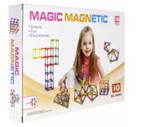"""Магнитный конструктор """"Magic Magnetic"""", 180 элементов"""