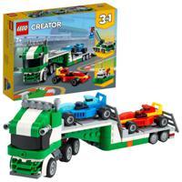 """Конструктор LEGO Creator """"Транспортировщик гоночных автомобилей"""", 328 элементов"""