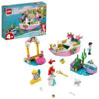 """Конструктор LEGO """"Disney Princess. Праздничный корабль Ариэль"""", 114 элементов"""