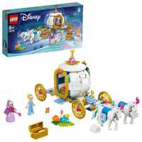 """Конструктор LEGO """"Disney Princess. Королевская карета Золушки"""", 237 элементов"""