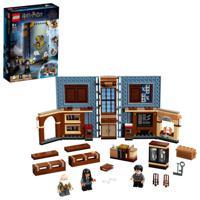 """Конструктор LEGO """"Harry Potter. Учёба в Хогвартсе. Урок заклинаний"""", 256 элементов"""