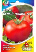 """Семена. Томат """"Белый налив 241"""" (вес: 0,2 г)"""