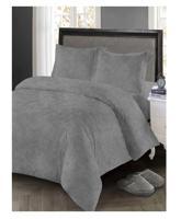 """Комплект постельного белья 1,5-спальный """"ЭГО. Исора"""", микрофибра жаккард (арт. Э-2147-01)"""