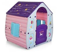Магический домик (розовый)