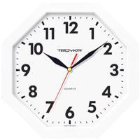 """Часы настенные """"Troyka 41410418"""", 29x29x3,5 см, белая рамка"""