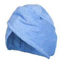Махровая чалма Банные штучки, цвет: голубой