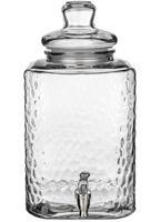 """Диспенсер для напитков """"Lefard"""", 20,5x20,5x38 см, 10 литров"""
