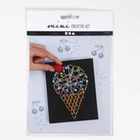 "Набор для творчества в технике string art Creative ""Мороженое"" (арт. 977216)"