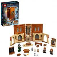 """Конструктор LEGO Harry Potter """"Учёба в Хогвартсе. Урок трансфигурации"""""""